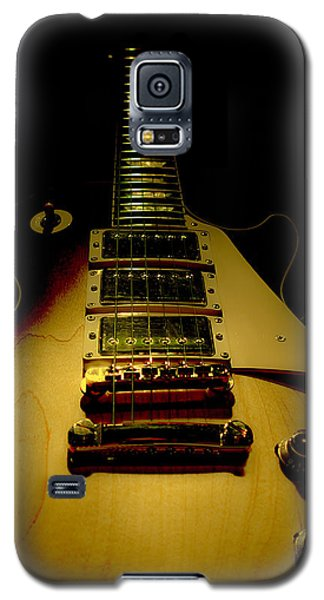 Guitar Triple Pickups Spotlight Series Galaxy S5 Case