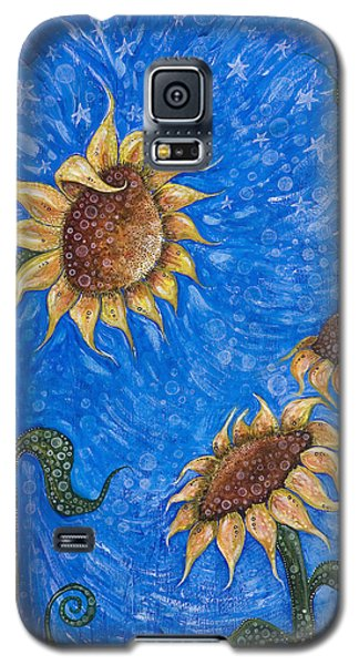 Gift Of Life Galaxy S5 Case by Tanielle Childers