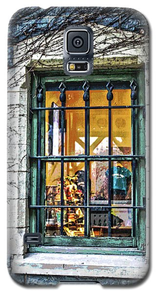 Gift Shop Window Galaxy S5 Case by Sandy Moulder