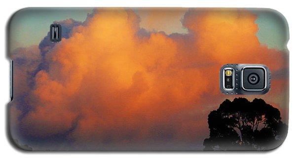 Gilded Dawn Galaxy S5 Case by Mark Blauhoefer