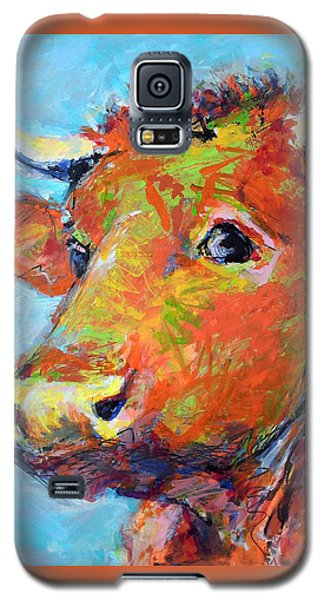 Ginger Horn Galaxy S5 Case