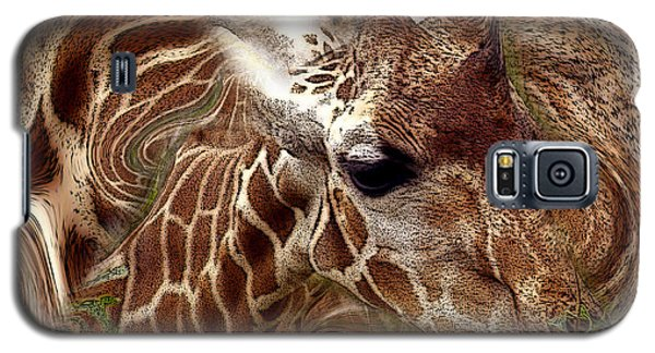 Giraffe Dreams No. 1 Galaxy S5 Case
