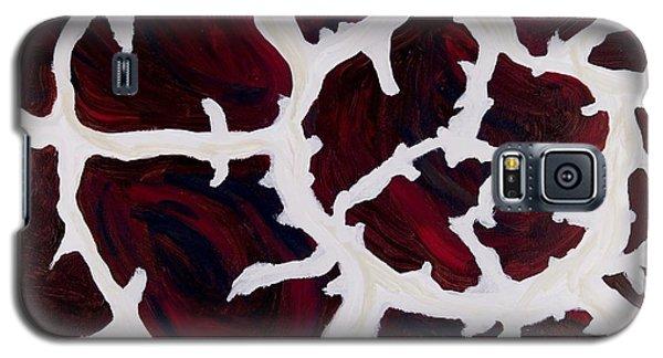 Giraffes Coat Galaxy S5 Case by Sheron Petrie