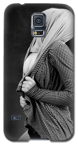 Girl #2299 Galaxy S5 Case