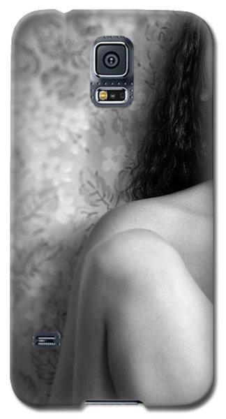Girl #4529 Galaxy S5 Case by Andrey Godyaykin