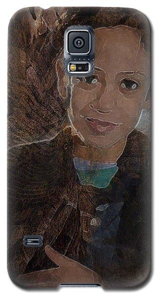 Girl From Samarra Galaxy S5 Case