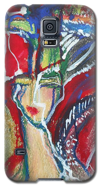 Girl Galaxy S5 Case