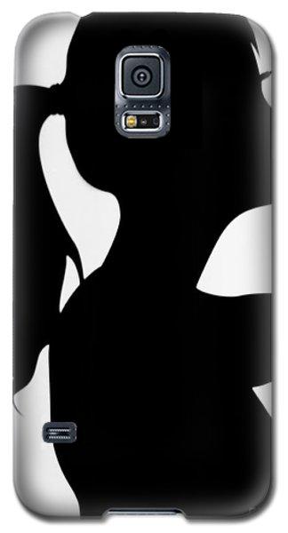 Girl_01 Galaxy S5 Case