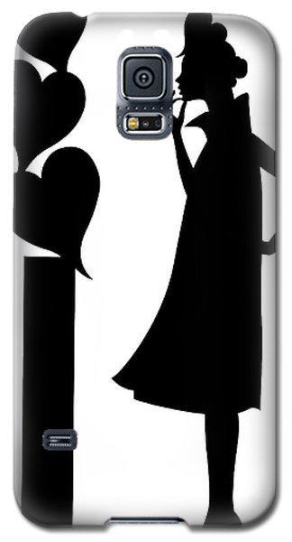 Girl_02 Galaxy S5 Case
