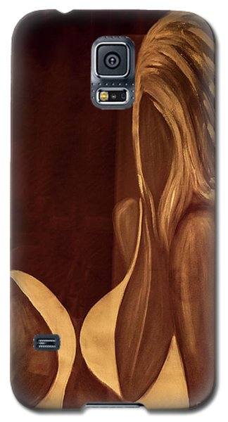 Girl_05 Galaxy S5 Case