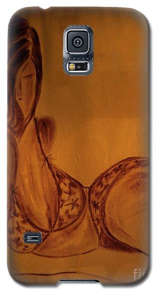 Girl_06 Galaxy S5 Case