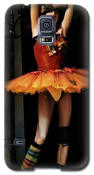 Girl_07 Galaxy S5 Case