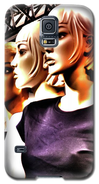 Girls_09 Galaxy S5 Case