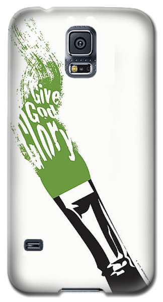 Give God Glory  Galaxy S5 Case