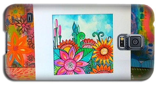 Galaxy S5 Case - #giveaway On My Fb Today At Robin by Robin Mead