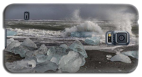 Glacial Lagoon Iceland 2 Galaxy S5 Case