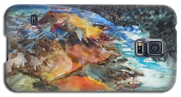 Glacial Meltdown Galaxy S5 Case