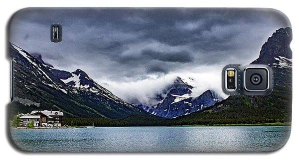 Glacial Getaway Galaxy S5 Case