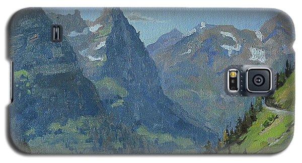 Glacier Afternoon Galaxy S5 Case