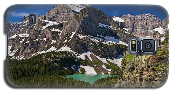 Glacier Backcountry 2 Galaxy S5 Case