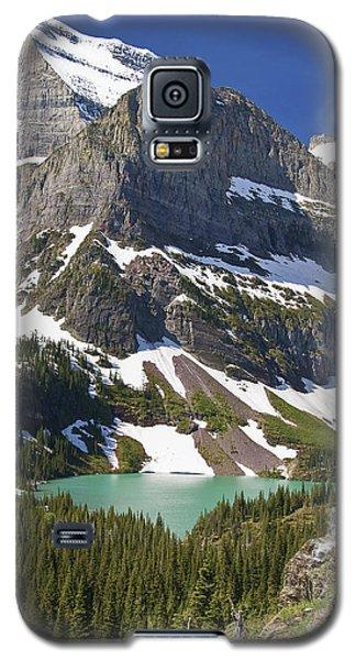 Glacier Backcountry Galaxy S5 Case