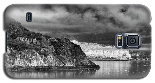 Glacier Bay Alaska In Bw Galaxy S5 Case