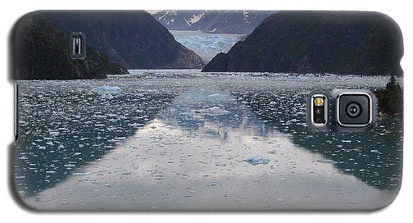 Glacier Blues Galaxy S5 Case