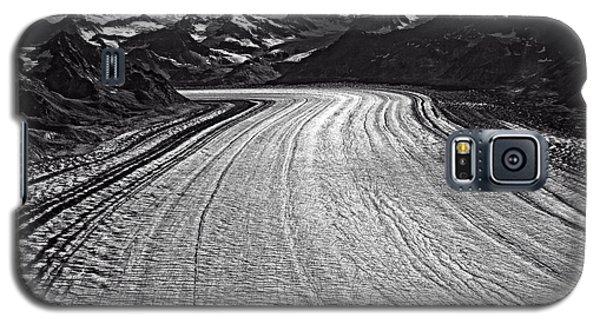 Glacier Field Alaska Galaxy S5 Case