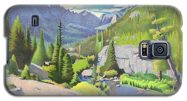 Glacier Gorge Galaxy S5 Case