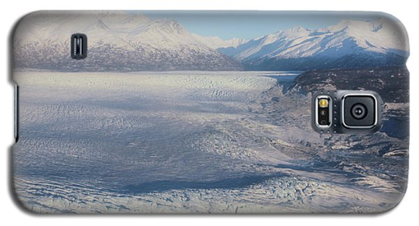 Galaxy S5 Case featuring the photograph Glacier In Alaska by Jingjits Photography