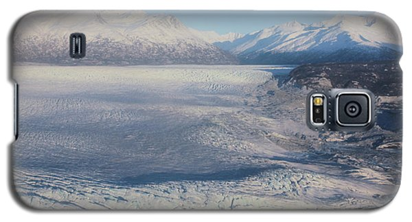 Glacier In Alaska Galaxy S5 Case
