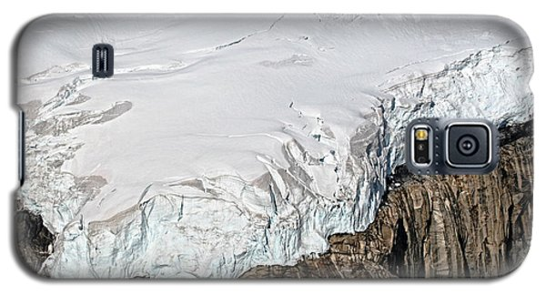 Glacier In Mt Denali Park Galaxy S5 Case