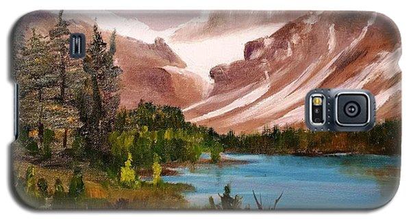 Glacier Lake Galaxy S5 Case