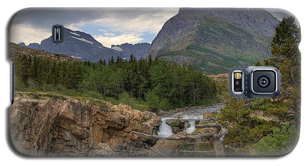 Glacier National Park Landscape Galaxy S5 Case