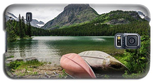 Glacier National Park Galaxy S5 Case