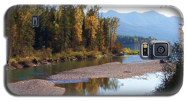 Glacier Park 12 Galaxy S5 Case