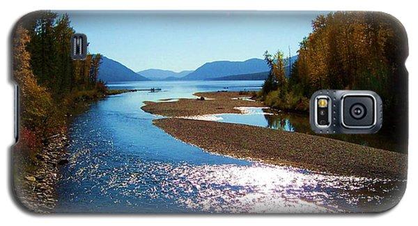 Glacier Park 9 Galaxy S5 Case