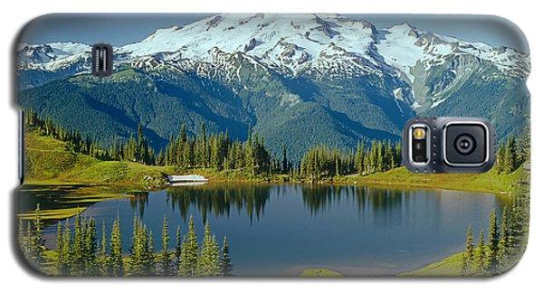 1m4422-glacier Peak, Wa  Galaxy S5 Case