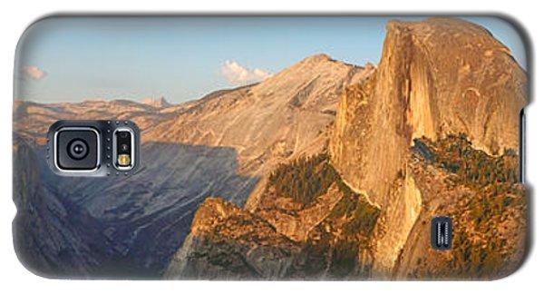 Glacier Point Panorama Galaxy S5 Case