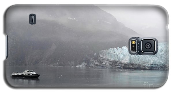 Galaxy S5 Case featuring the photograph Glacier Ride by Zawhaus Photography