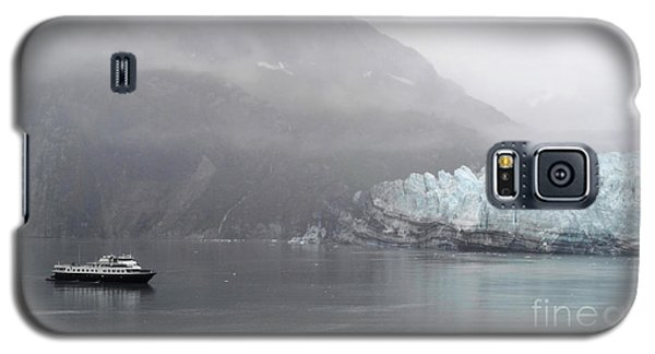 Glacier Ride Galaxy S5 Case by Zawhaus Photography