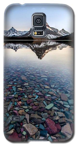Glacier Skittles Galaxy S5 Case