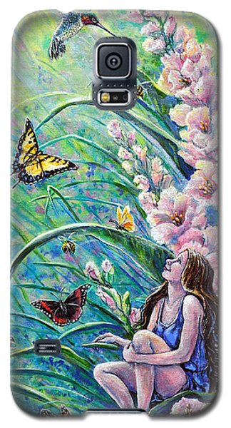 Glad To Be Here Galaxy S5 Case