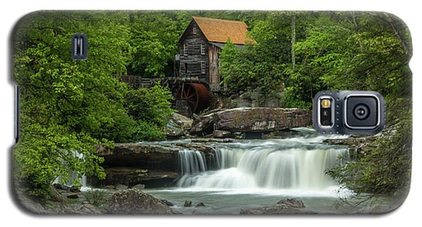 Glade Creek Grist Mill In May Galaxy S5 Case