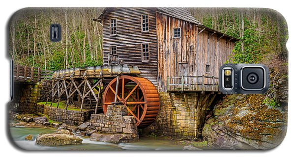 Glade Creek Grist Mill Galaxy S5 Case