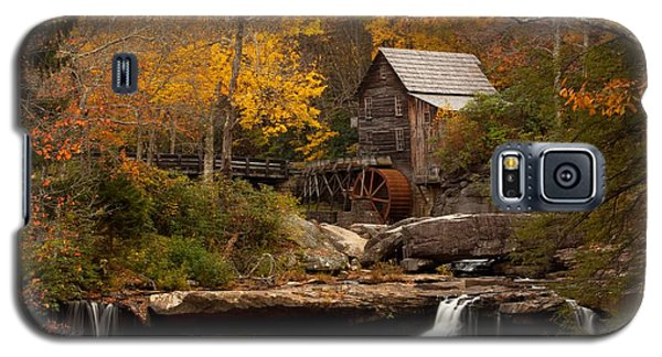 Galaxy S5 Case featuring the photograph Glades Creek Mill by Doug McPherson