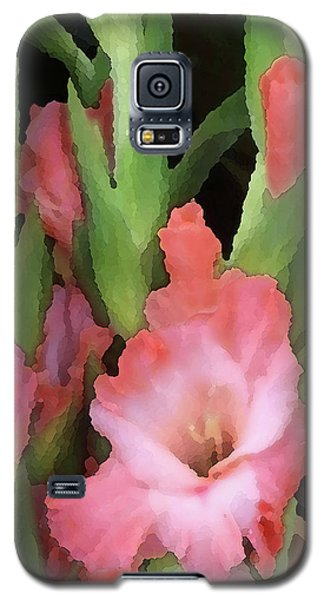 Gladiolas Galaxy S5 Case