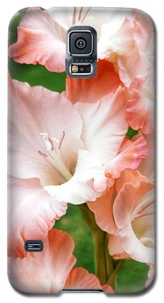 Gladiolus Ruffles  Galaxy S5 Case