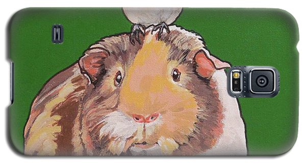 Gladys The Guinea Pig Galaxy S5 Case