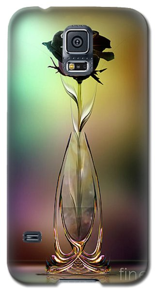 Glasblower's Rose Galaxy S5 Case by Johnny Hildingsson